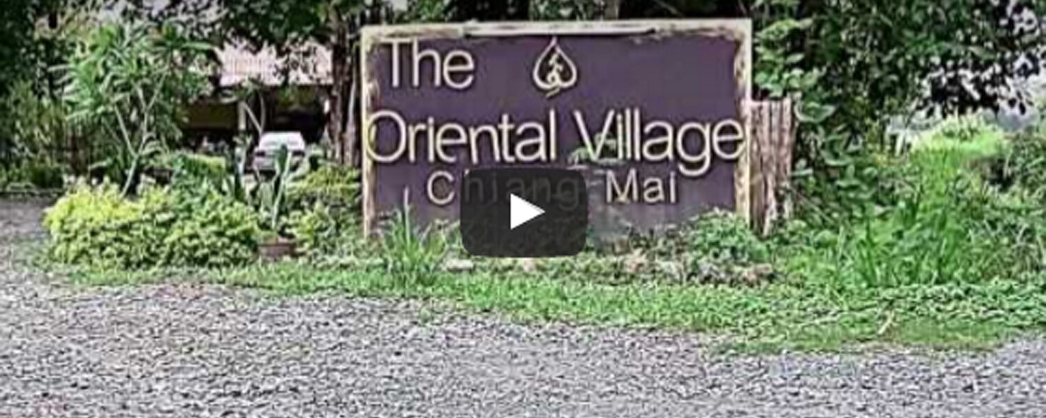 The Oriental Village ChiangMai ( Naturist Resort )