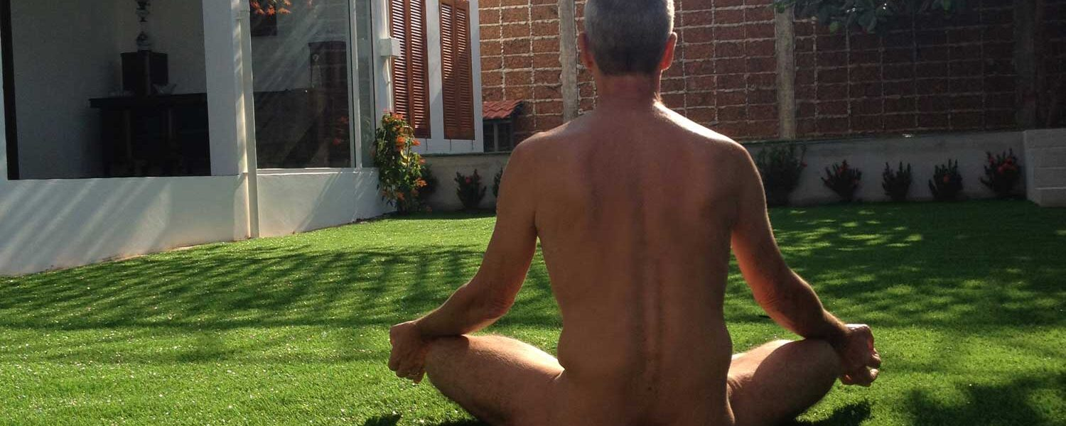 Spiritual Nudity – a higher form of naturism