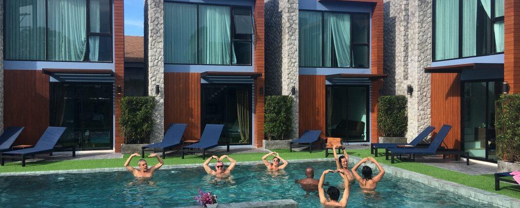 Peace Blue Resort Naiharn in Phuket