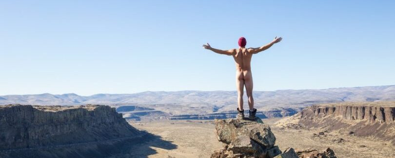 Naked Hiking: Why To Do It & How To Do It