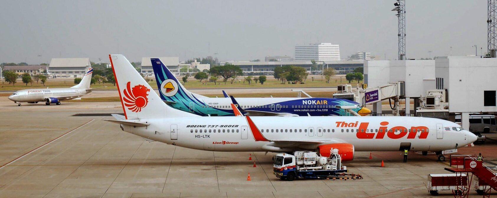 International flights to Thailand blocked until 31 May 2020