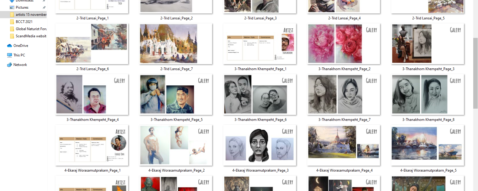 Impressive line-up of artists for Barefeet nude drawing event